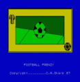Football Frenzy (1987)(Alternative Software)