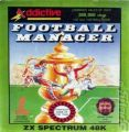 Football Manager (1982)(Addictive Games)[tr Cs J. Arely]