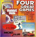 Four Great Games Volume 1 - Big Ben Strikes Again (1988)(Micro Value)