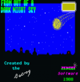 From Out Of A Dark Night Sky (1989)(Zenobi Software)