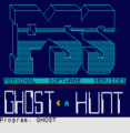 Ghost Hunt (1984)(Kryptronic)[re-release]