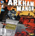 Mystery Of Arkham Manor, The (1987)(Melbourne House)(Side B)[a]