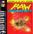 Raw Recruit (1988)(Mastertronic Added Dimension)[a]