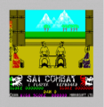 Sai Combat (1988)(MCM Software)[re-release]