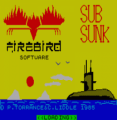 Subsunk (1985)(Firebird Software)[a2]