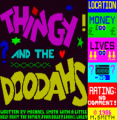 Thingy And The Doodahs (1986)(Americana Software)