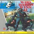 Who Dares Wins II (1986)(Software Center)[re-release]